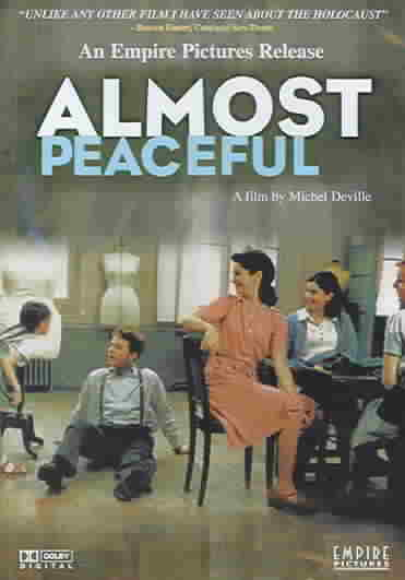 ALMOST PEACEFUL BY ABKARIAN,SIMON (DVD)